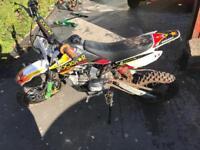 Yx 155 pitbike