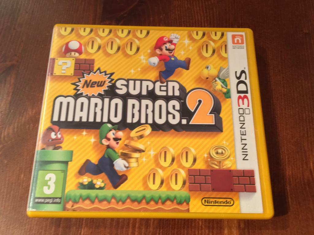 Super Mario Bros 2 Nintendo 3DS