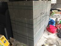 Breeze Blocks 7n medium density 100mm NEW 136