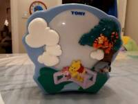 Tomy cot projector and music box