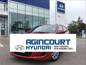 2016 Hyundai Accent GL/HEATED SEATS/BLUETOOTH/ONLY 39984KMS