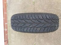 1x Used Tyre 165/60/R14H In Good Condition
