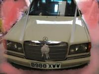 Wedding Car Mercedes Classic