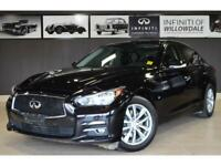 2015 Infiniti Q50 Tech  Adaptive  CPO from 2.9% & CPO War. INCL Markham / York Region Toronto (GTA) Preview