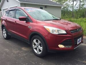 2014 Ford Escape SE ALL WHEEL DRIVE $62 WEEKLY O.A.C.