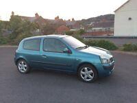 2003 Renault Clio Dynamique Billabong
