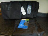 "Kensington 15"" Black Laptop Messenger Bags/Sleeves 4x K6256EU 1x 62795"