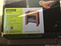BUILT IN BBQ KIT. BRAND NEW IN BOX, BUT BOLTS MISSING