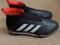 USED SIZE 8.5 ADIDAS PREDATOR TANGO 18+ TF FOOTBALL BOOTS
