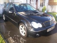 Mercedes 55 Reg Facelift model, mint condition for age and mileage.