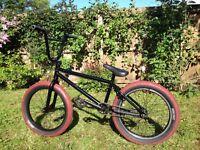Vandals BMX bike