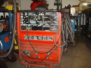 Lincoln Idealarc 250 Tig Welder