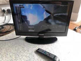 Samsung 26 inch LCD TV free view HD