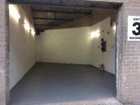 Workshop garage storage unit