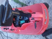 for sale full or parts garden tractor mountfleld 725m tipe el63 all parts available