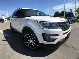 2017 Ford Explorer Sport Must See+Low Lease&Fin Rates!!