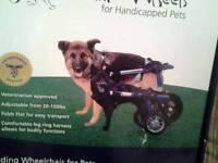 Doggy weelchair