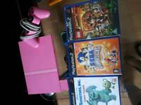 pink ps2 limited edition