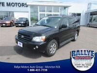 2007 Toyota Highlander V6, AWD, Leather, Condition !