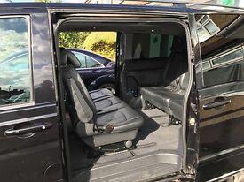 Mercedes-Benz Viano 2.2 CDI Ambiente Long,8 seats