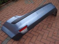Ford Focus, 2005 -2009, Rear Bumper, £55