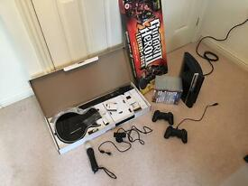 PS3 (40GB version), games & accessories for sale