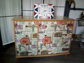 Bespoke 8 Drawer Chest of Drawers