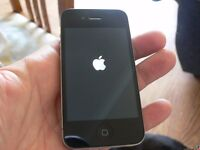 8GB Black Iphone 4