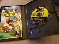 Mario Power Tennis Nintendo Gamecube