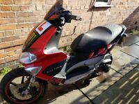 Gilera Runner 50cc MINT CONDITION, 1 YEAR M.O.T £730