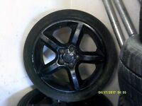 VAUXHALL ASTRA SXI ALLOYS SET OF 3