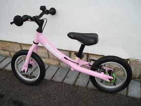 Adventure Zooom Balance Bike Pink - LIKE NEW CONDITION