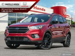2017 Ford Escape 1-Owner|Clean Carfax|2.0L|Navigation|SE Appeara