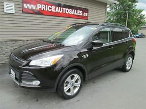2013 Ford Escape SE - HEATED LEATHER - NAVIGATION!!!