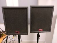 Peavey UL12 & PV900 amp for sale (various mixing desks also available)