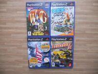 PS2 Games Bundle. 4 x games