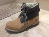 Men's timberlands size 9