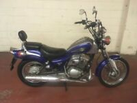 SYM Husky 125cc Learner Legal