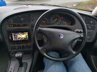 Saab 9-5 2.2 TiD Auto 2004 (54) black
