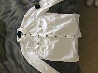 Men's genuine stone island shirt