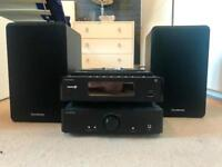 Sound storm Speaker System with Remote Control