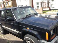 Jeep Cherokee 60th Anniversary , DIESEL, (Y Reg - 2001)