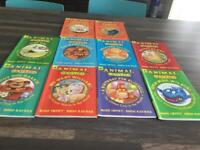 Fabulous collection of learn to read books.