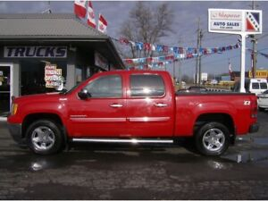 2011 GMC Sierra 1500 CREW CAB Z71 ALL TERRAIN PACKAGE 4X4
