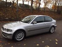 BMW 320TD COMPACT DIESEL