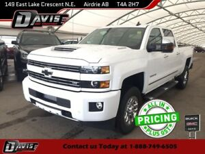 2018 Chevrolet Silverado 3500HD LTZ NAVIGATION, BOSE AUDIO, H...