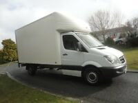 2012 Mercedes SPRINTER LUTON WITH TAIL LIFT