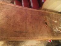 5ft butcher block (USED)