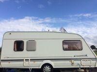 Swift Charisma 545 2001 5 Berth Caravan