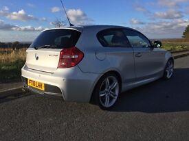 BMW - 123d M-Sport 2.0 Diesel - Rare 3 door Twin Turbo model - £130 Road Tax